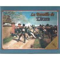 La Bataille de Lützen 1813 - Volume No. X (wargame Clash of Arms en VO) 001