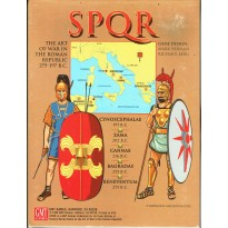 SPQR - The Art of War in the Roman Republic 275-197 B.C. (wargame GMT en VO) 001