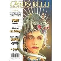 Casus Belli N° 59 (magazine de jeux de rôle) 005