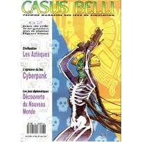 Casus Belli N° 62 (magazine de jeux de rôle) 005