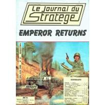 Le Journal du Stratège N° 37 (revue de jeux d'histoire & de wargames) 001