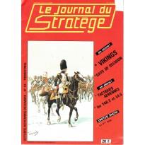 Le Journal du Stratège N° 52 (revue de jeux d'histoire & de wargames) 001