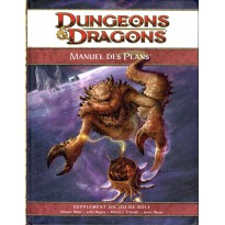 Manuel des Plans (jdr Dungeons & Dragons 4 en VF)