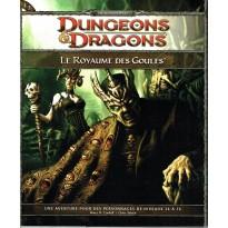 E2 Le Royaume des Goules (jeu de rôle Dungeons & Dragons 4 en VF) 005