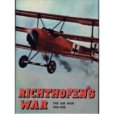 Richthofen's War - The Air War 1916-1918 (wargame Avalon Hill en VO)