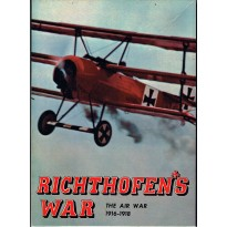 Richthofen's War - The Air War 1916-1918 (wargame Avalon Hill en VO) 002