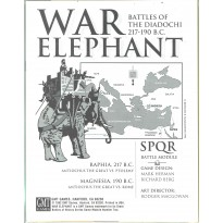 War Elephant - SPQR Battle Module (wargame de GMT en VO) 001