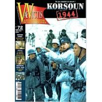 Vae Victis N° 72 (La revue du Jeu d'Histoire tactique et stratégique) 002