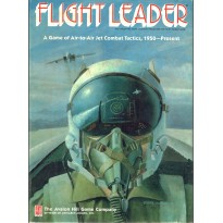 Flight Leader - A Game of Air-to-Air Jet Combat Tactics 1950+ (wargame Avalon Hill en VO) 002