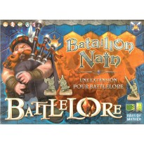Battlelore - Bataillon Nain (extension Days of Wonder en VF) 001