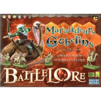 Battlelore - Maraudeurs Gobelins (extension Days of Wonder en VF) 001