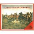 La Bataille de Les Quatre Bras 1815 - Volume No. VI (wargame Clash of Arms en VO) 001