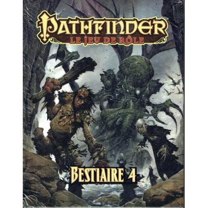 Bestiaire 4 (jeu de rôles Pathfinder en VF) 001