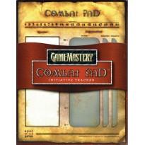 Combat Pad - Initiative Tracker (accessoire GameMastery en VO pour tout jdr) 001