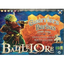 Battlelore - Guerriers barbus (extension jeu de stratégie FFG en VF) 002