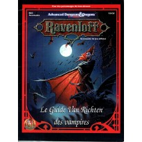 Ravenloft - RR3 Le Guide Van Richten des Vampires (jdr AD&D 2ème édition en VF) 002