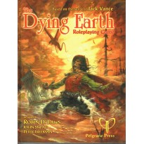 The Dying Earth Roleplaying Game (Livre de base jdr en VO) 001