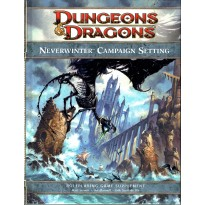 Neverwinter Campaign Setting (jdr Dungeons & Dragons 4 en VO) 001