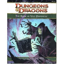 The Book of Vile Darkness (jdr Dungeons & Dragons 4 en VO) 001