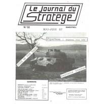 Le Journal du Stratège N° 32 (revue de jeux d'histoire & de wargames) 001