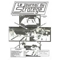Le Journal du Stratège N° 31 (revue de jeux d'histoire & de wargames) 001