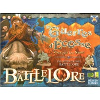 Battlelore - Les Guerres d'Ecosse (extension Days of Wonder en VF) 001