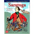 Saratoga 1777 - Battles for the American Revolution I (wargame GMT en VO) 001