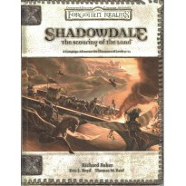 Shadowdale - The Scouring of the Land (Dungeons & Dragons 3ème édition - Forgotten Realms en VO)