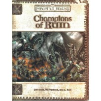 Champions of Ruin (jdr Dungeons & Dragons 3ème édition - Forgotten Realms en VO) 002