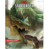 Starter Set (boîte jdr Dungeons & Dragons 5 en VO) 002