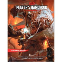 Player's Handbook (jdr Dungeons & Dragons 5 en VO) 001