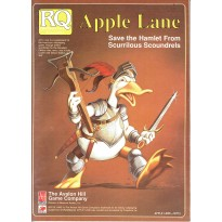 Apple Lane (rpg Runequest 3ème édition en VO)