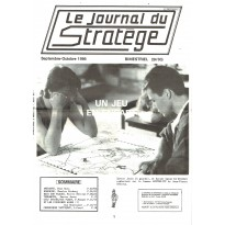 Le Journal du Stratège N° 29-30 (revue de jeux d'histoire & de wargames) 001
