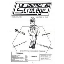 Le Journal du Stratège N° 25-26 (revue de jeux d'histoire & de wargames) 001
