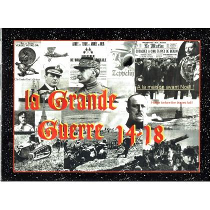 La Grande Guerre 14-18 (wargame Azure Wish Editions en VF) 002