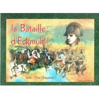 La Bataille d'Eckmühl 1809 - Série Vive l'Empereur ! (wargame Azure Wish Editions en VF)