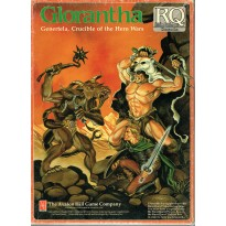 Glorantha - Genertela, Crucible of the Hero Wars (rpg Runequest en VO) 001