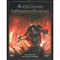 Black Crusade - Les Griffes de la Corruption (jdr Warhammer 40.000 en VF) 001