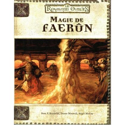 Les Royaumes Oubliés - Magie de Faerûn (jeu de rôle D&D 3.0 en VF) 004