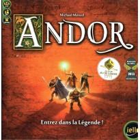 Andor - Jeu de base (jeu de stratégie Editions Iello en VF) 001