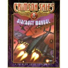 Crimson Skies - Aircraft Manual (supplément en VO)