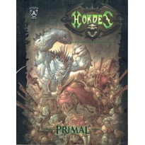 Hordes Primal - Jeu de combat de figurines bestiales (livre de base Warmachine en VF)