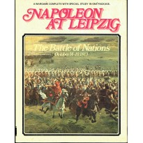 Napoleon at Leipzig - The Battle of Nations 1813 (wargame Clash of Arms en VO)