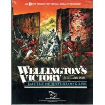 Wellington's Victory - Battle of Waterloo 1815 (wargame SPI-TSR en VO) 001