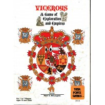 Viceroys - A Game of Exploration and Empires (jeu Task Force Games en VO)
