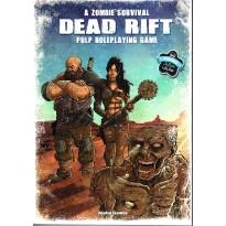 Dead Rift + fiches de PJ (livre de base jdr Aloha Games en VF) 001