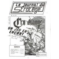 Le Journal du Stratège N° 17-18 (revue de jeux d'histoire & de wargames) 001