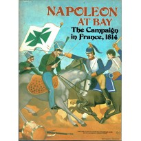 Napoleon at Bay - The Campaign in France 1814 (wargame Avalon Hill en VO) 002
