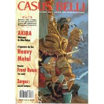 Casus Belli N° 63 (magazine de jeux de rôle) 006