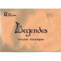Légendes - Disque Magique (jdr de Jeux Descartes en VF) 002